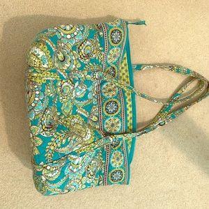 Vera Bradley overnight/travel bag